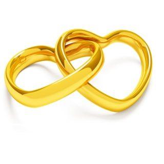 Casamento cheio de Deus